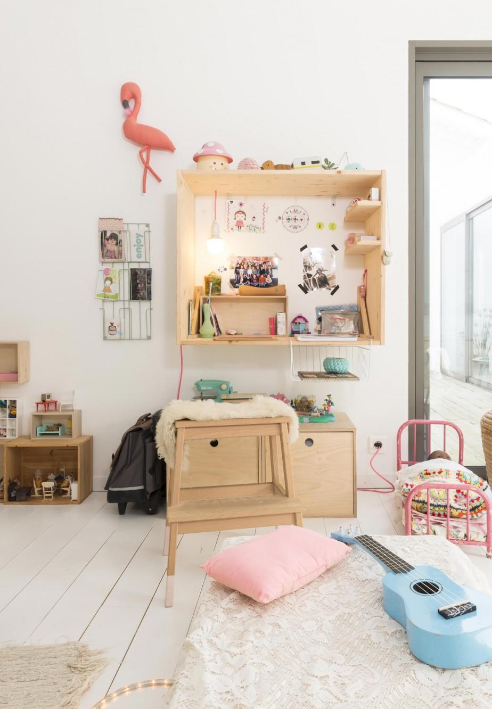d couvrez la d co authentique et naturelle de cette magnifique maison de biarritz la d co bord. Black Bedroom Furniture Sets. Home Design Ideas