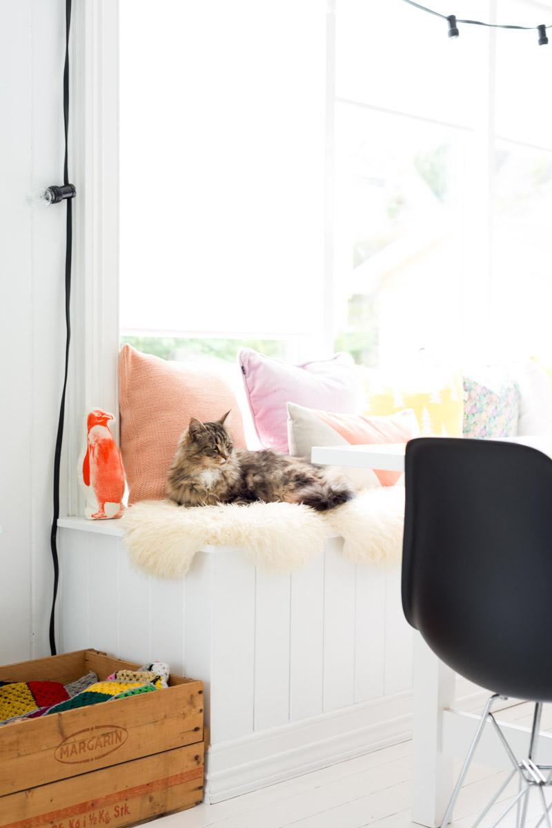 Quelques conseils tout simples pour une adorable déco estivale de votre salon