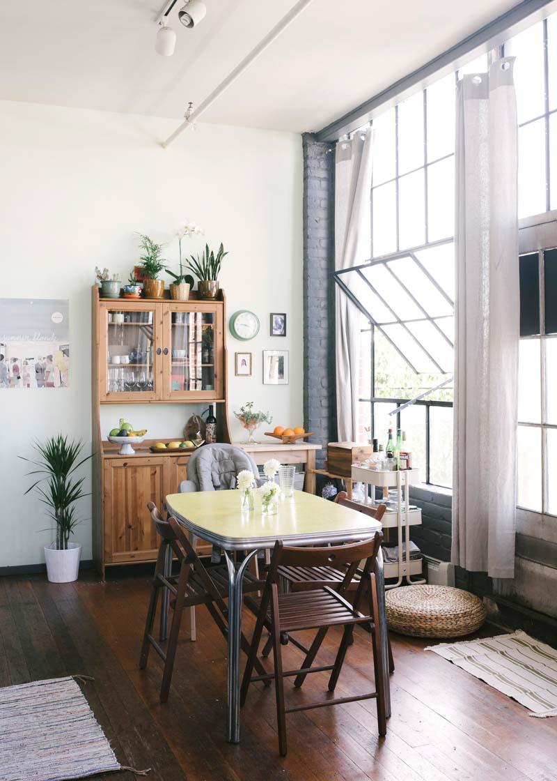 un loft clectique et po tique oakland le blog d co de l 39 atelier maison allaert. Black Bedroom Furniture Sets. Home Design Ideas