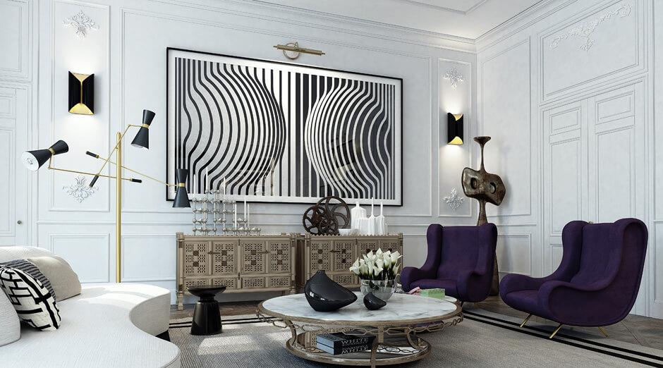 Dcoration Baroque Moderne. Latest Idee Deco Chambre Baroque ...