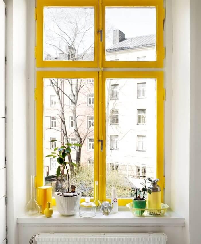 Comment utiliser le jaune en décoration - Le blog déco de l\'atelier ...