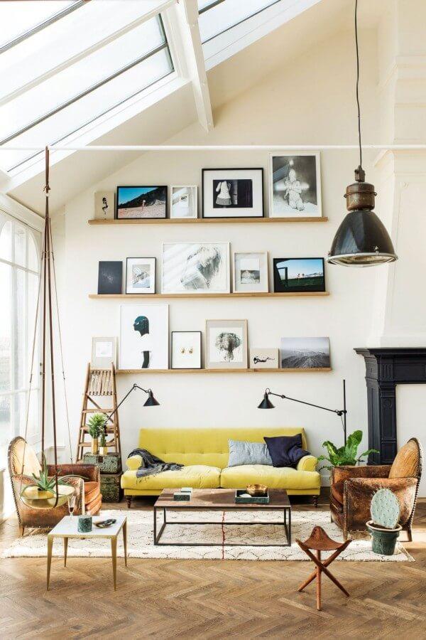 Comment utiliser le jaune en décoration - Le blog déco de la ...
