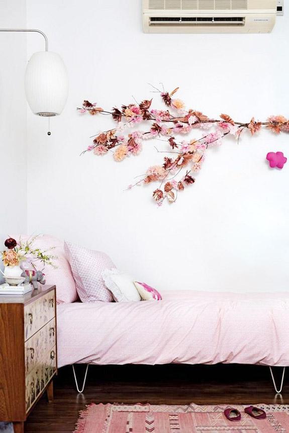 un appartement cozy et f minin brooklyn maison allaert blog. Black Bedroom Furniture Sets. Home Design Ideas