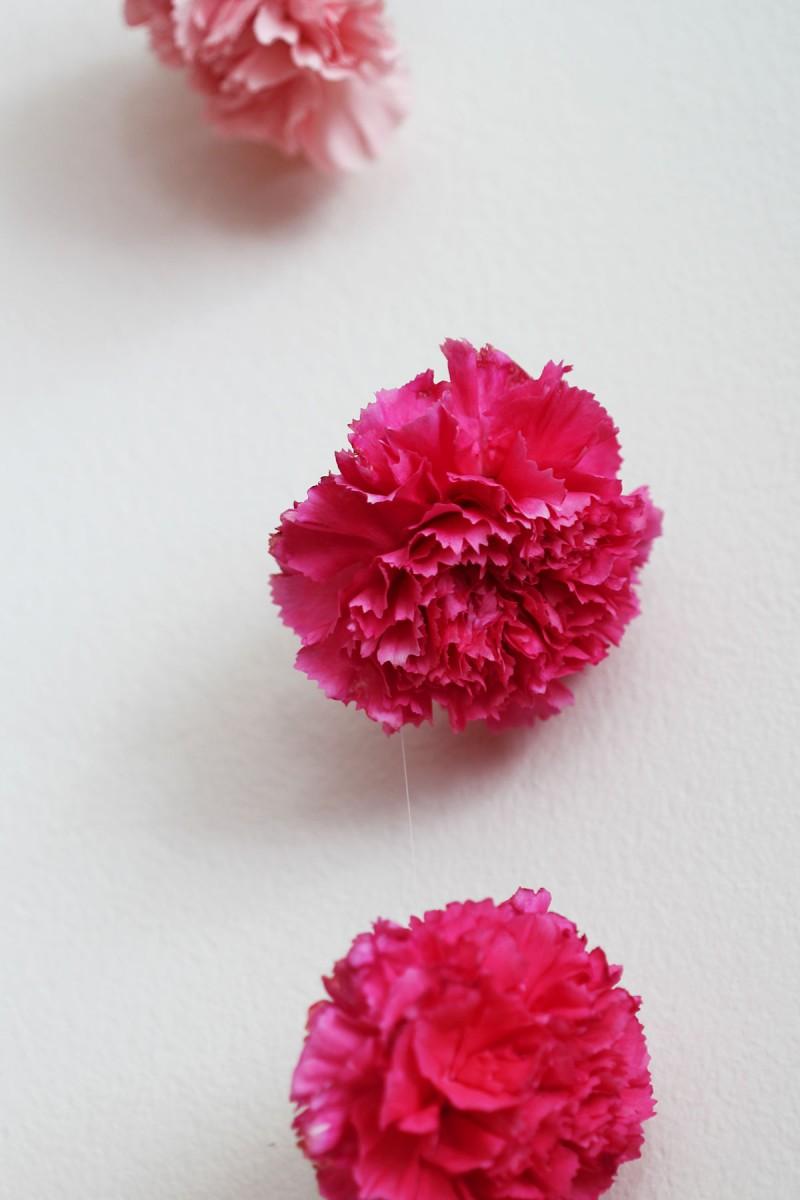 5 idées DIY pour créer une guirlande de fleurs