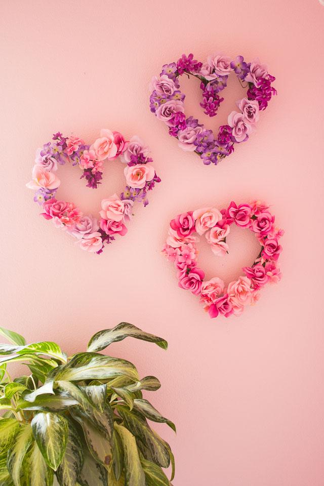 Une décoration romantique pour la Saint Valentin