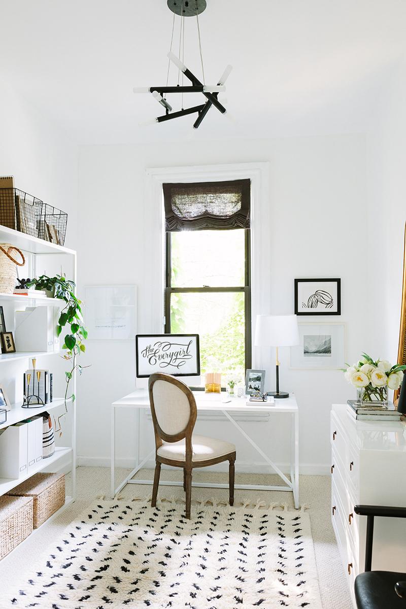 Idée déco pour un bureau à la maison
