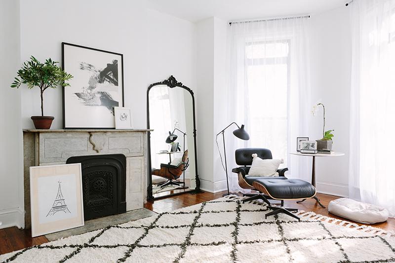 Salon parisien planche tendance salon appartement - Salon parisien ...