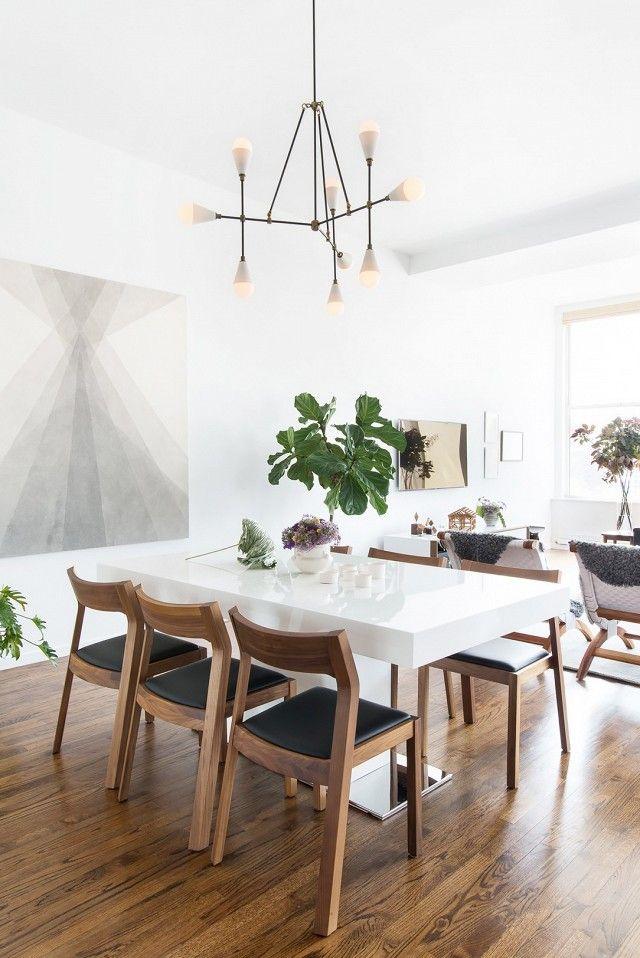 Utiliser des plantes pour décorer sa salle à manger