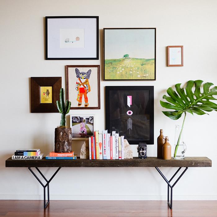 Quelques idées de décoration avec des plantes d'intérieurs
