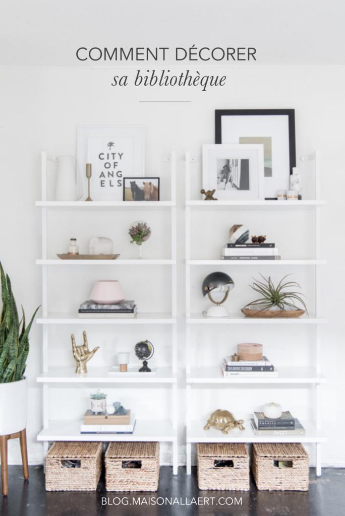 Vous avez envie d'embellir votre bibliothèque avec de beaux objets déco ? Suivez le guide !